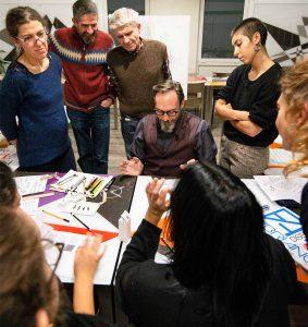 Workshop con Antonio Bonanno al Fuori Tempo