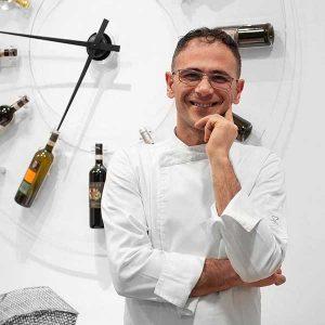Davide Di Bilio, titolare e pizza chef del Fuori Tempo