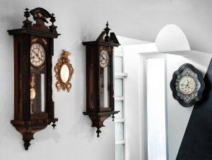 Orologi a pendolo d'epoca