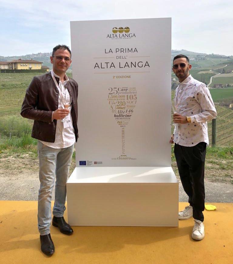 La prima dell'Alta Langa 2019 - Davide Di Bilio, pizza chef del Fuori Tempo