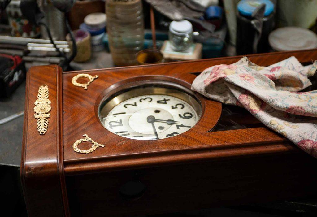 Fuori Tempo: il restauro degli orologi d'epoca