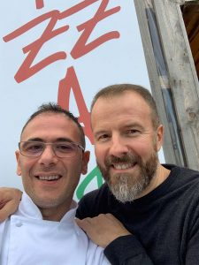 Pizza Up 2019 - Davide Di Bilio con Simone Padoan