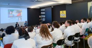Pizza Up 2019 - Workshop col conduttore televisivo Tinto (Nicola Prudente)