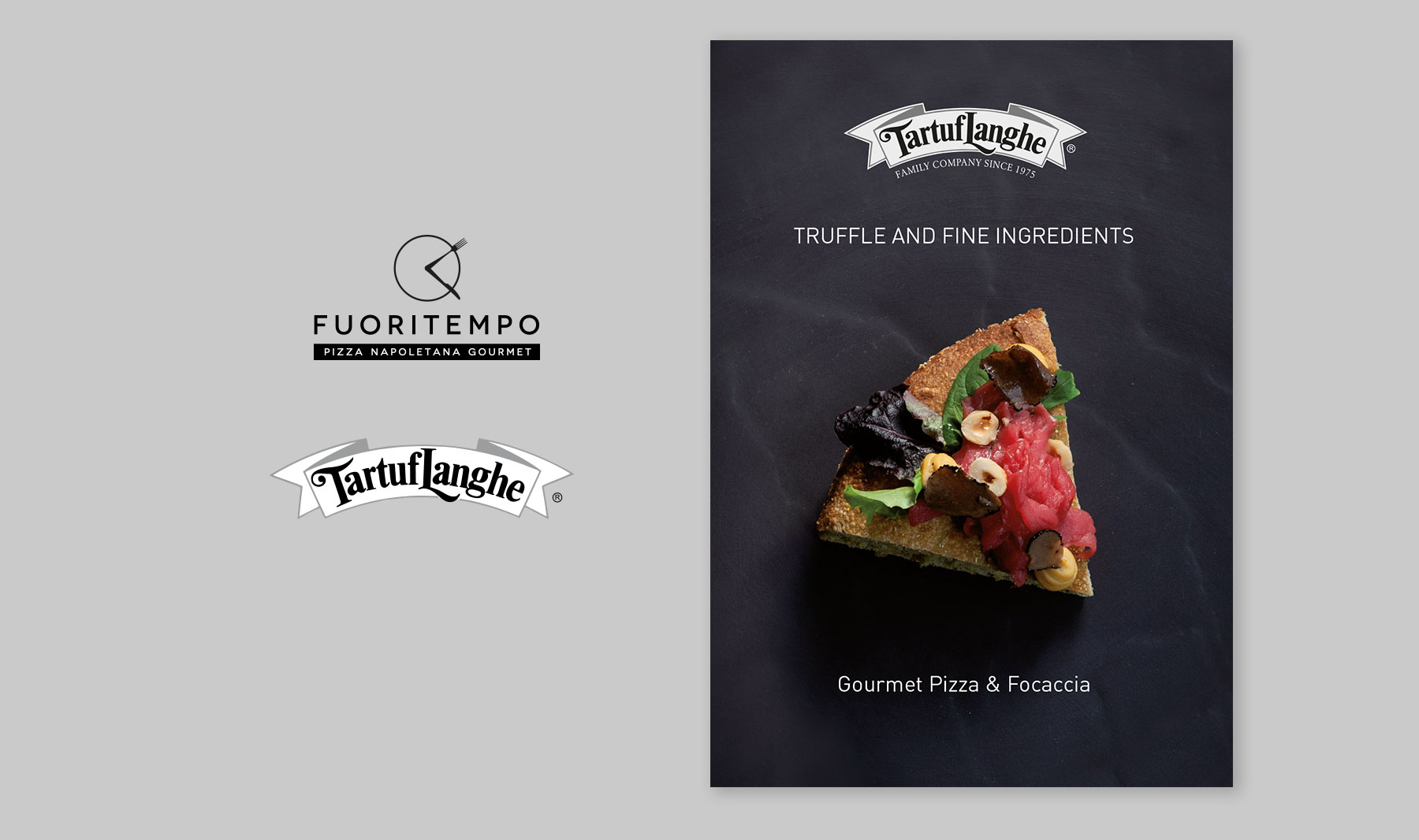 Tartuflanghe & Fuori Tempo per International Pizza Expo 2020, Las Vegas